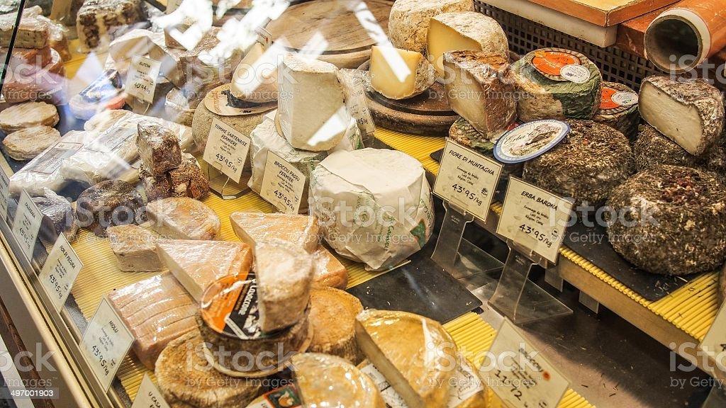 Französische Käse – Foto