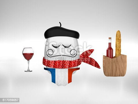 istock French Chef 517059057