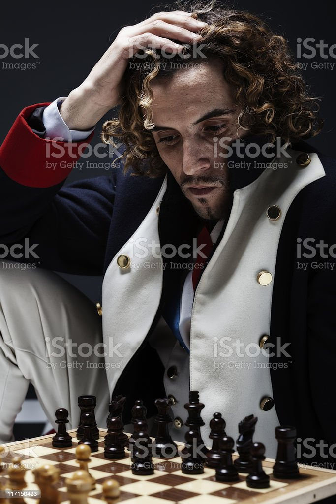 French defense royalty-free stock photo
