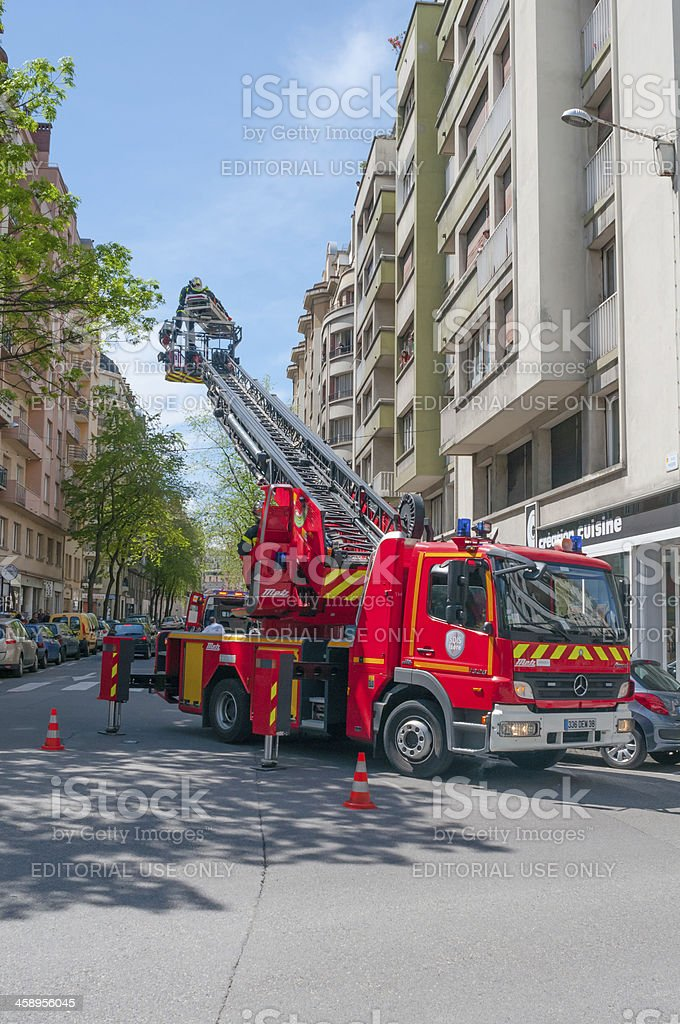 French-pompiers - Photo