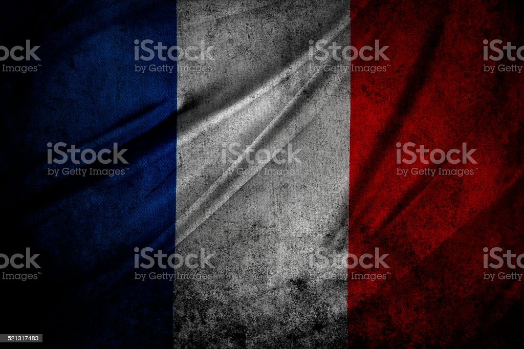 Drapeau français - Photo