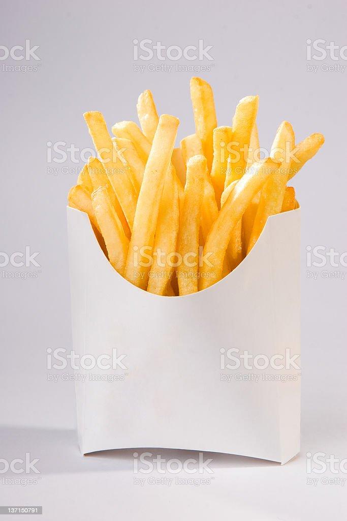 Pommes frites (mit Foto – Foto