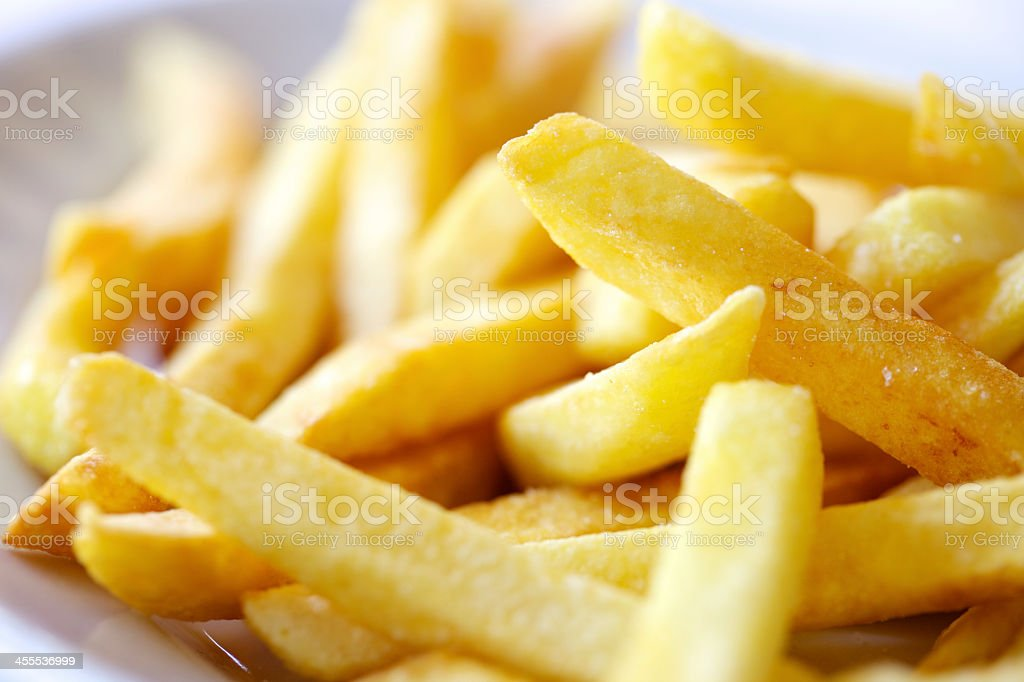 French frites – Foto