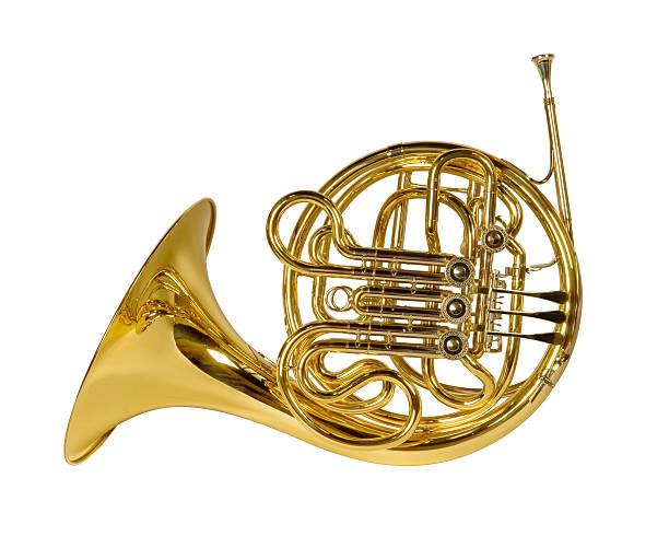 waltornia - instrument muzyczny zdjęcia i obrazy z banku zdjęć