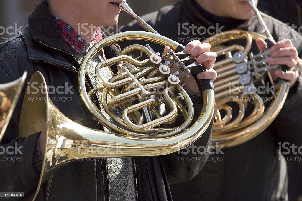 Französische horns – Foto