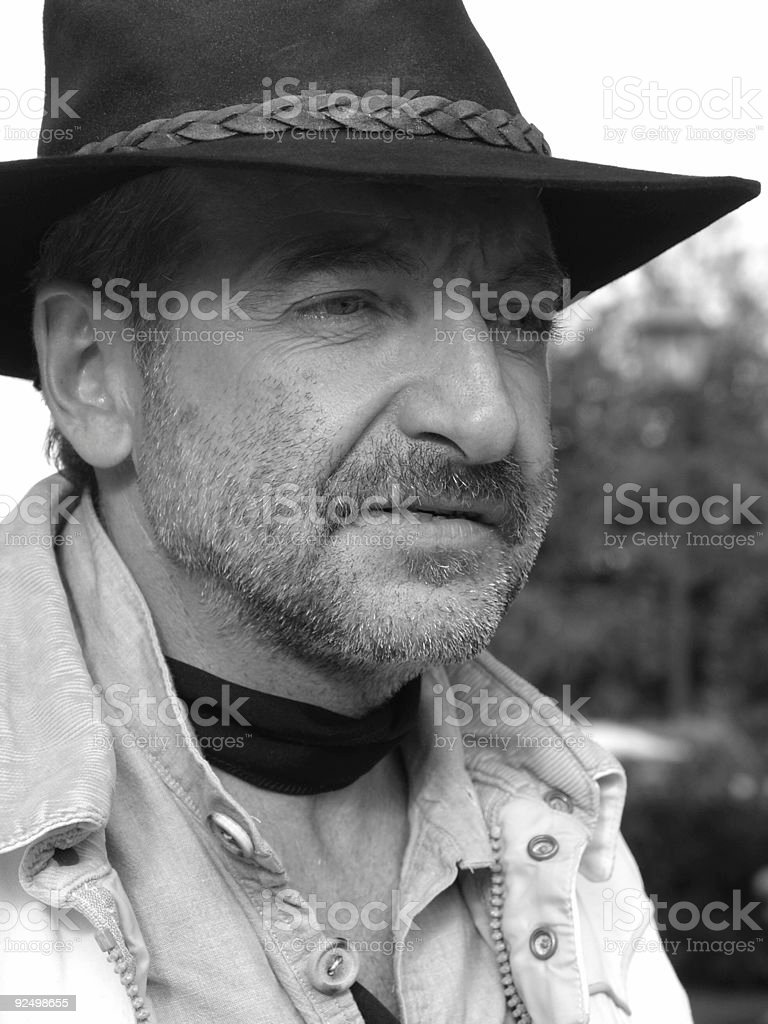 French Man 2 royalty-free stock photo