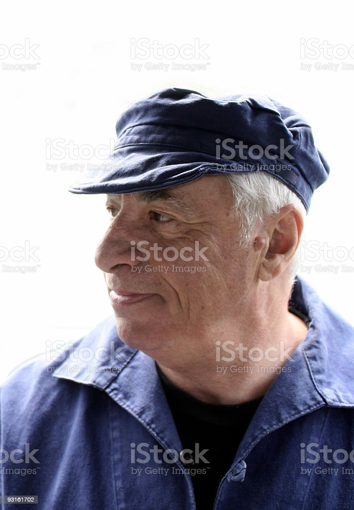 french man stock photo