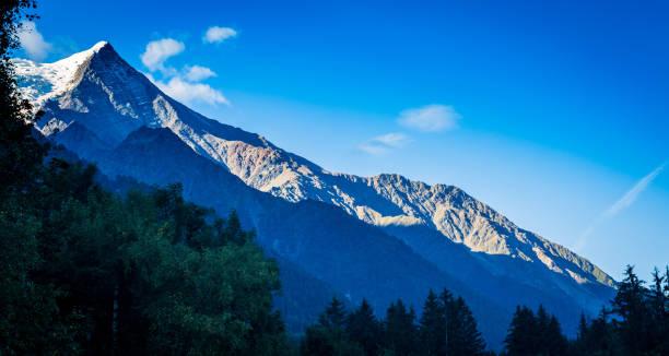 French Mountains stock photo