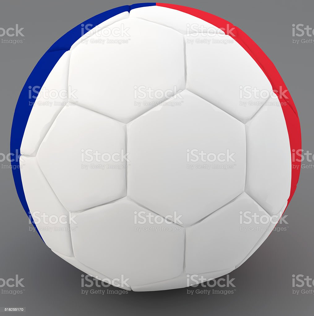 French national ball stock photo