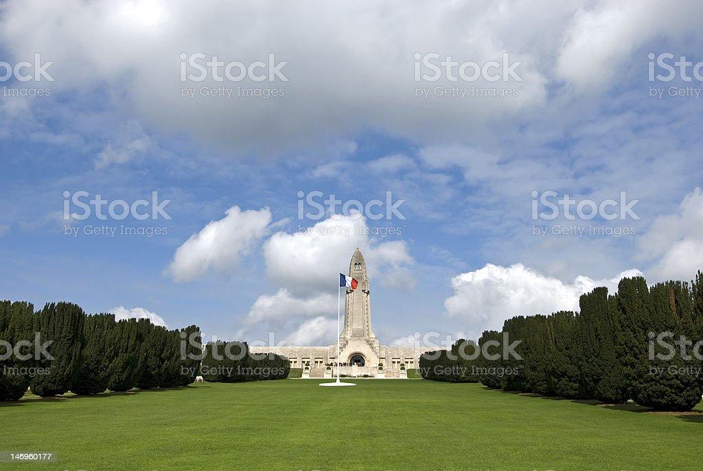 Francuski Narodowy Pomnik world war 1 – zdjęcie