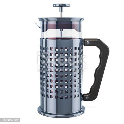istock French Press Coffee or Tea Maker 992347332