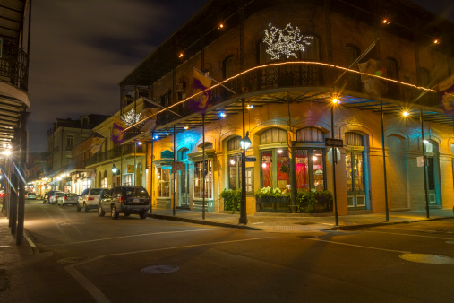 French Quarter Stock Photo - Download Image Now