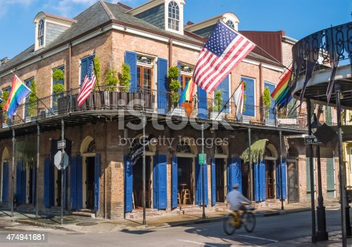 istock French Quarters New Orleans 474941681