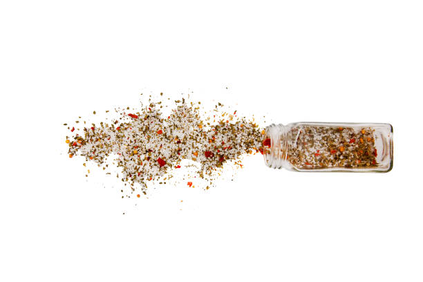 french seasoning stock photo