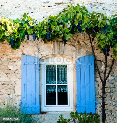 French Stone Farmhouse Window Stock Photo More Pictures Of 2015