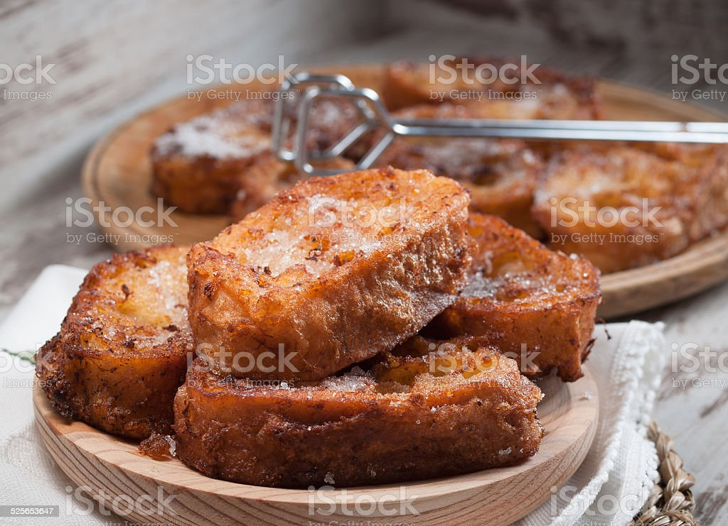 French-toasts – Foto