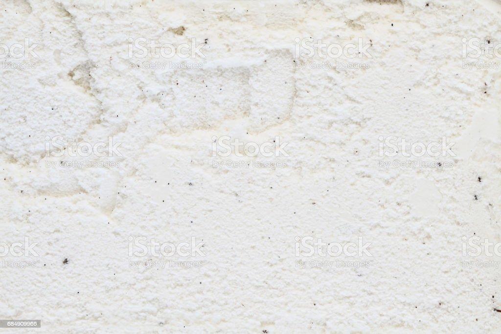 Französische Vanille-Eis-Hintergrund Lizenzfreies stock-foto