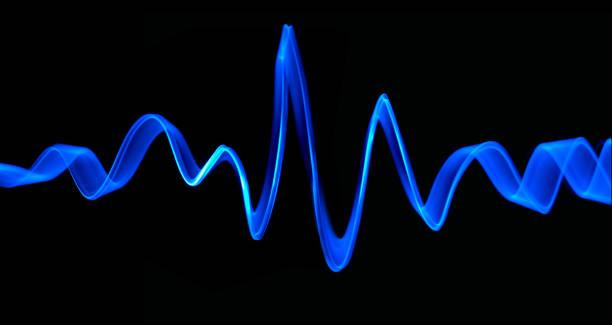 häufigkeit der blue - frequenzen stock-fotos und bilder