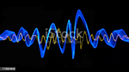 istock Frequency Sound Wave 172654645