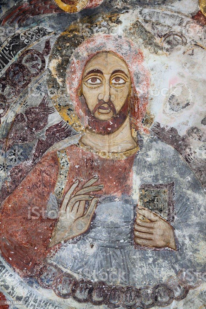 Fresco royalty-free stock photo