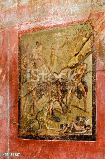 860524946 istock photo fresco, Pompeii 459431437