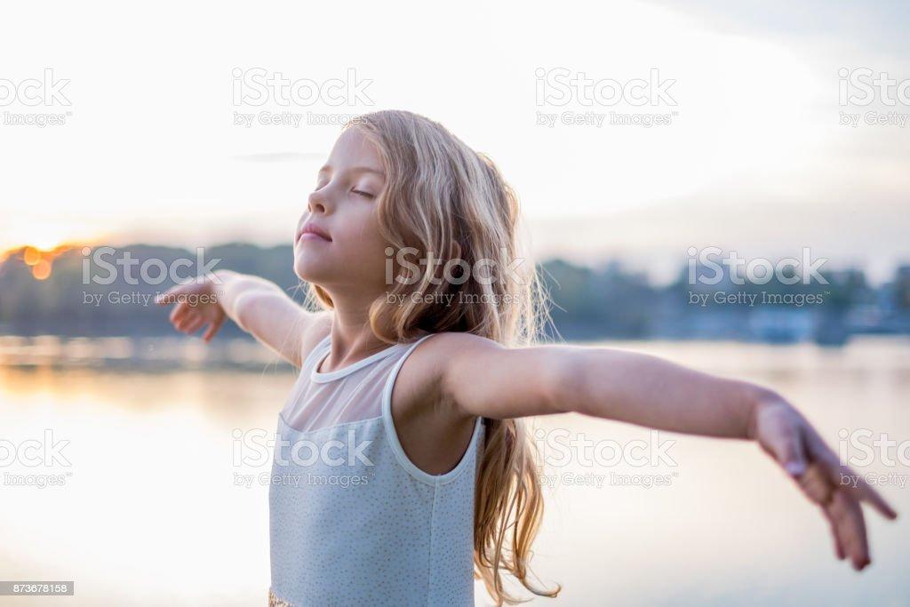 Aire fresco - foto de stock