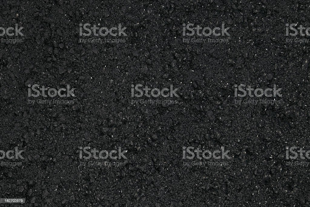 Fresh Asphalt royalty-free stock photo