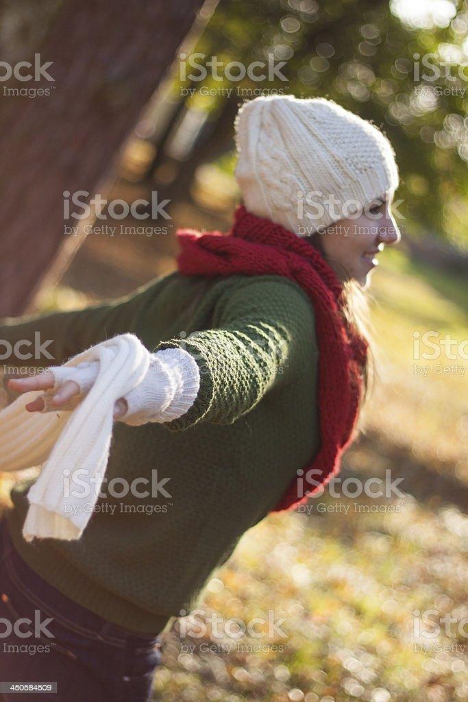 Fresh autumn stock photo
