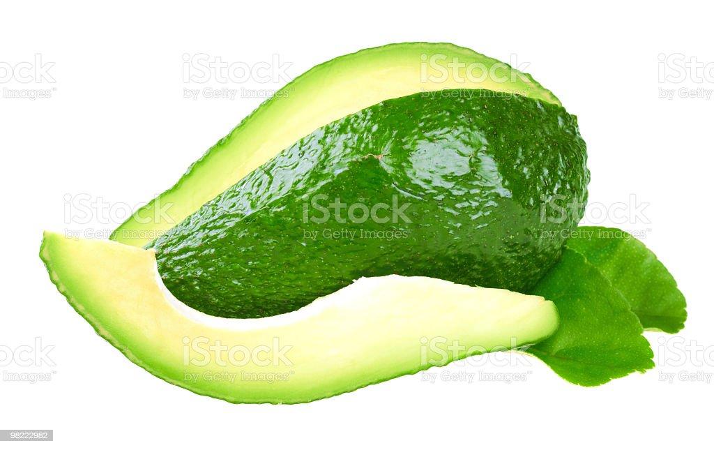 avocado fresco foto stock royalty-free