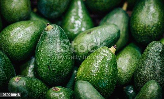 istock Fresh Avocados 972049846