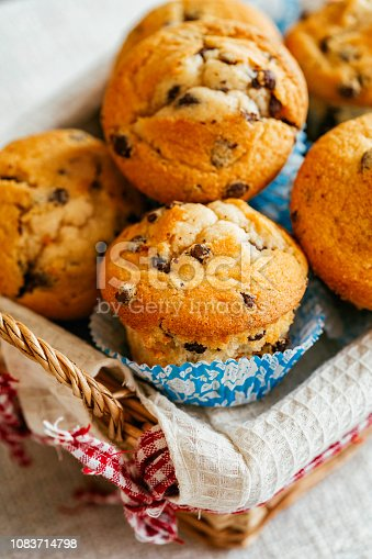 Fresh Baked Muffins