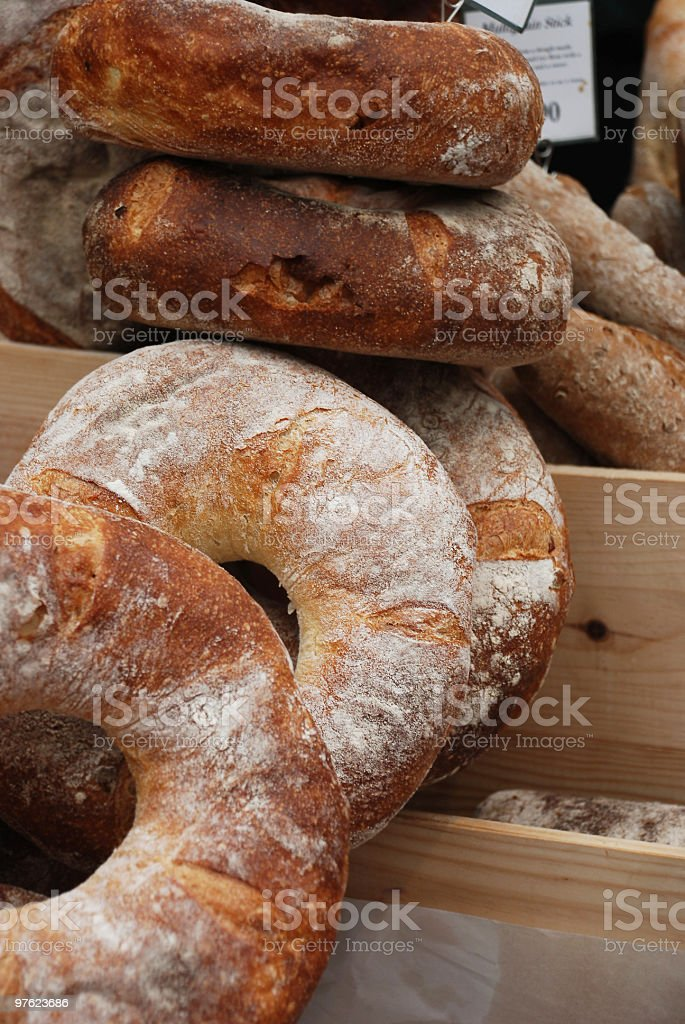 Fresh bakery royalty-free stock photo