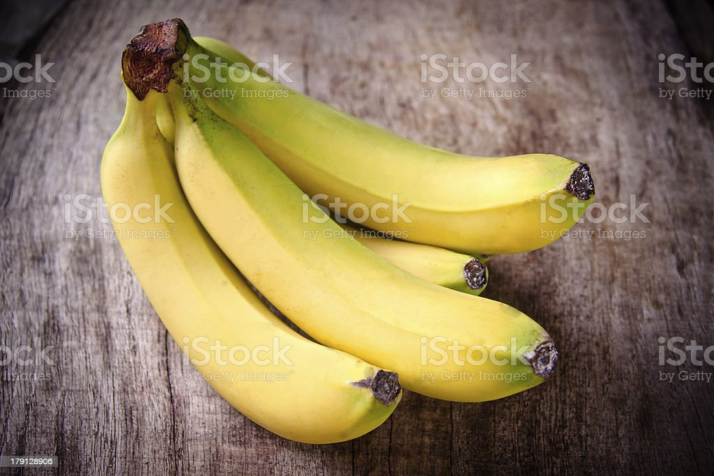 fresh bananas - Royalty-free Backgrounds Stock Photo