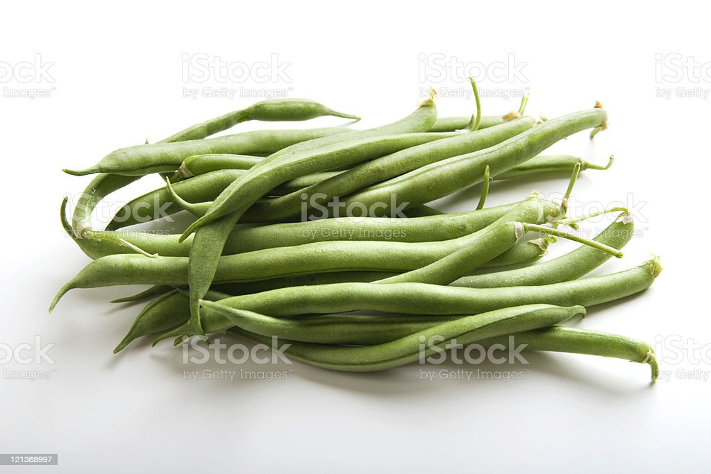 Fresh Beans royalty-free stock photo