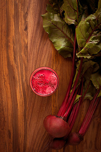 Fresh Beet Juice stock photo