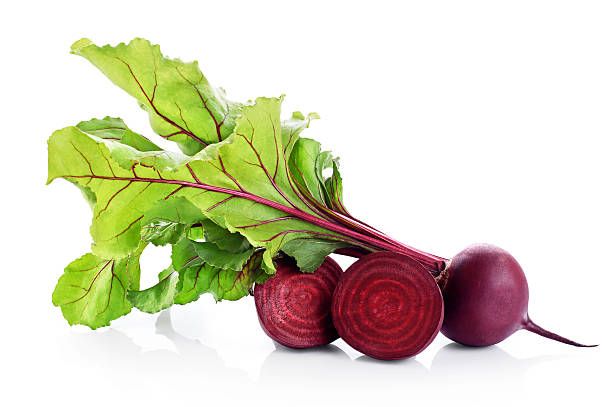 Fresh beetroot isolated on white background Fresh beetroot isolated on white background. Close up. beet stock pictures, royalty-free photos & images