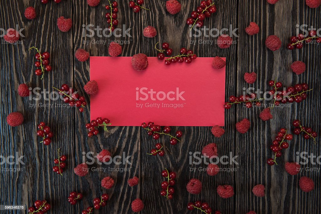 Fresh berries background royalty-free stock photo