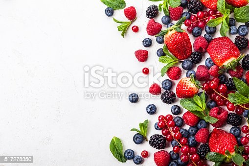 istock Fresh berries 517278350
