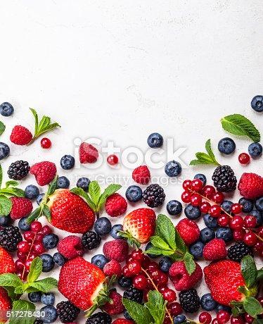 istock Fresh berries 517278430