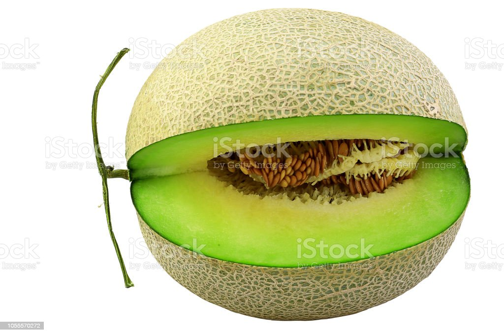 Fresh Big Green Japan Melon Or Cantaloupe Melons Isolated On White Background With Clipping Path Selection Fruits Concept Stock Photo Download Image Now Istock Even if the melon is not quite ripe, however, noting the color will give you an idea of whether or not the. https www istockphoto com photo fresh big green japan melon or cantaloupe melons isolated on white background with gm1055570272 282057675