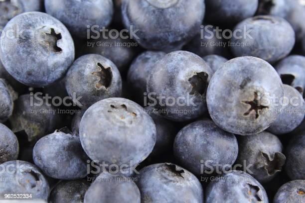 Foto de Textura De Fundo Do Mirtilo Fresco Frutas Closeup Comida e mais fotos de stock de Alemanha