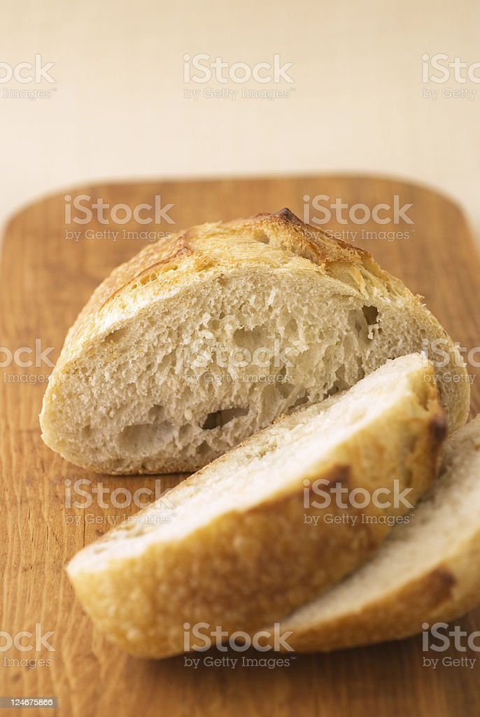 Fresh bread royalty-free stock photo