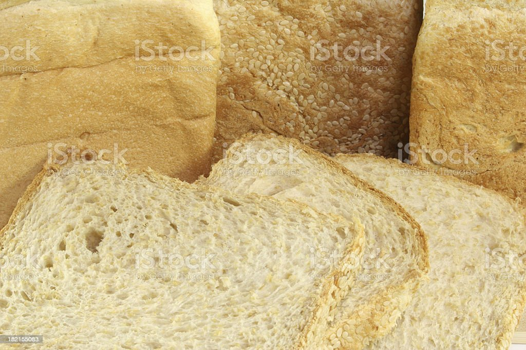 fresh bread - Royalty-free 7-Grain Bread Stock Photo