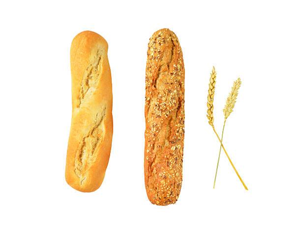 bollos de pan fresco - pan multicereales fotografías e imágenes de stock