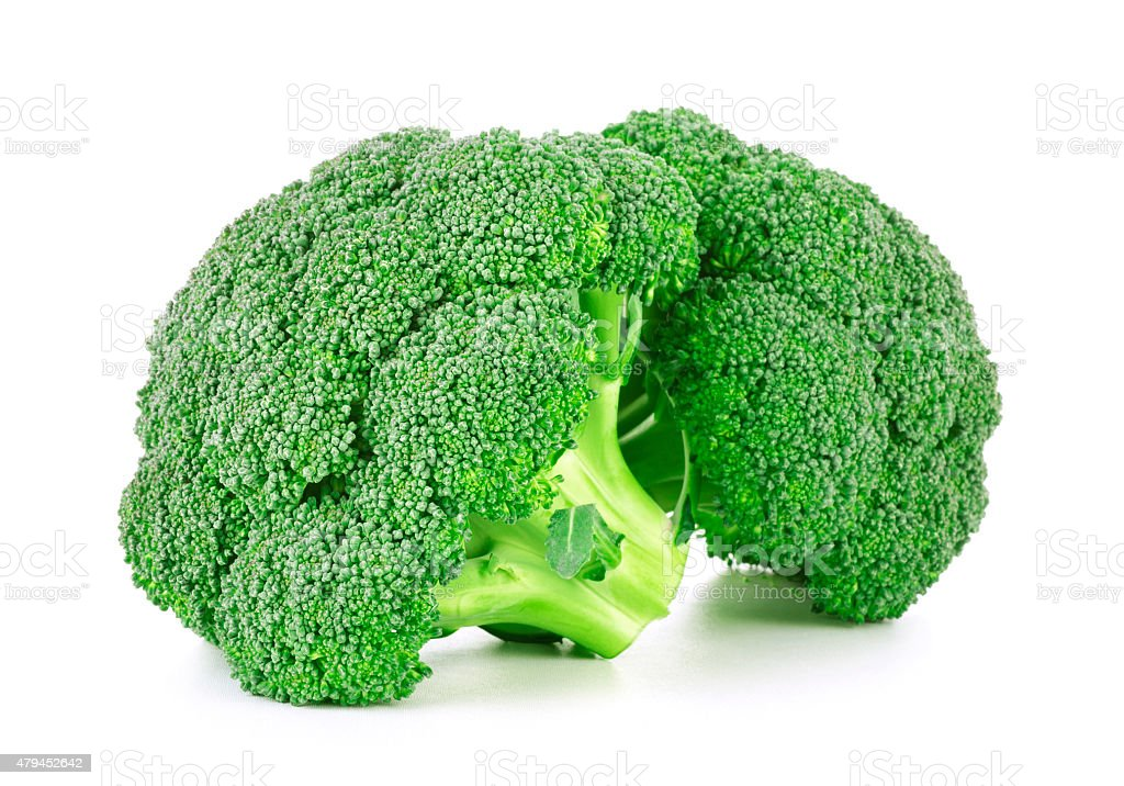 Fresh broccoli​​​ foto