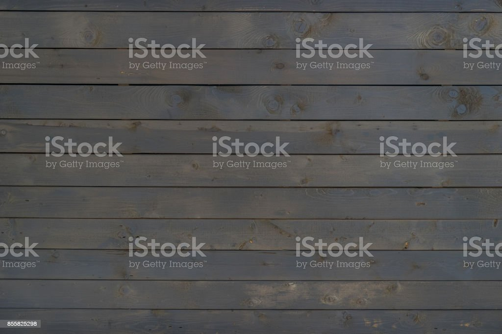 Fresh brown and black wooden boards, background texture stock photo