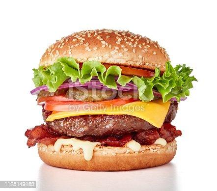 istock fresh burger isolated 1125149183