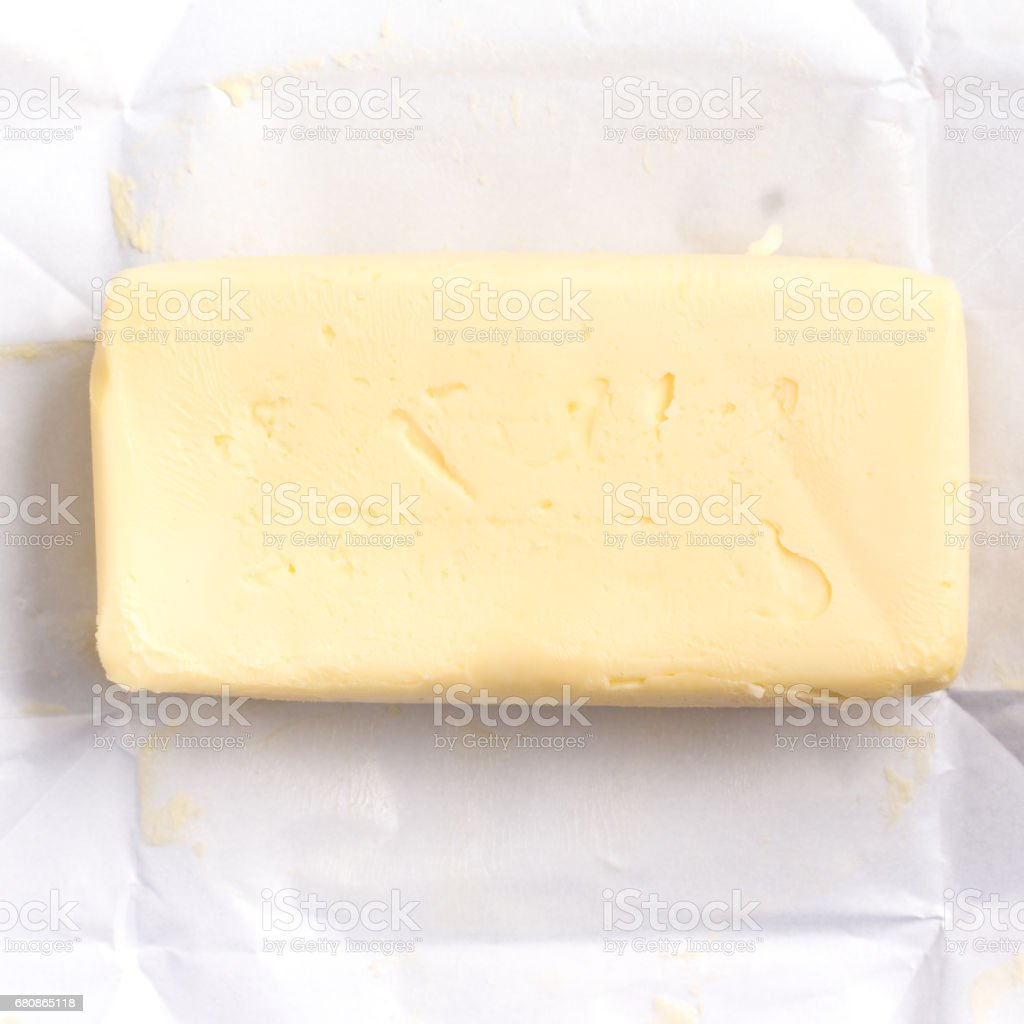Fresh Butter Bar royalty-free stock photo