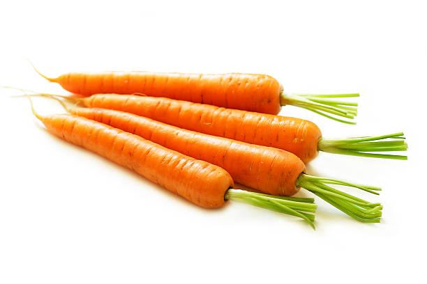 zanahorias fresca - vitamina a fotografías e imágenes de stock