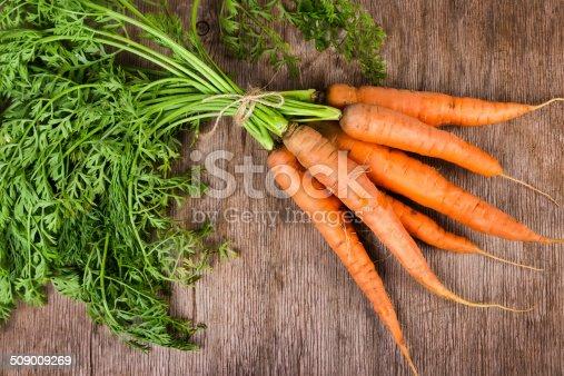 istock Fresh carrots 509009269